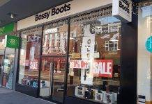 Bossy Boots 2017