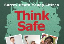think safe Poster for web