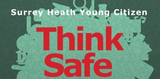 think safe Poster for web