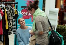 Fashion and beauty experts set up shop at The Square