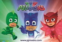 PJ Masks bring Christmas cheer to Camberley