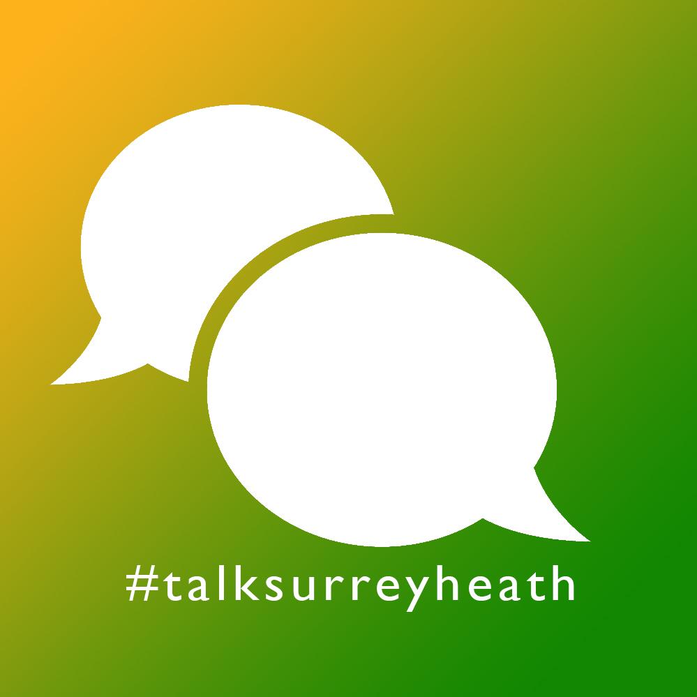 #TalkSurreyHeath