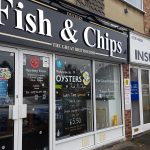 Oysters Fish and Chips