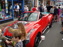 Camberley Car Show 2017