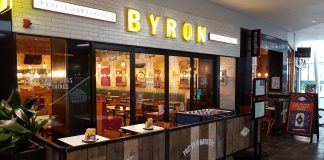Byron Hamburgers 2017