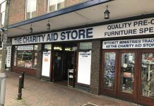 Charity Aid Store 2017