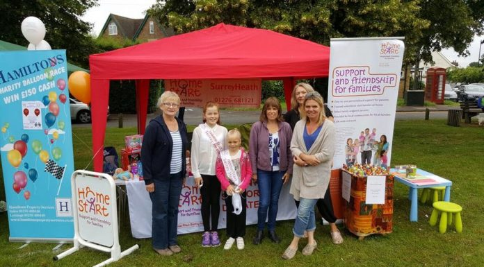 Frimley Green Carnival 2017
