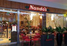 Nando's Camberley 2017