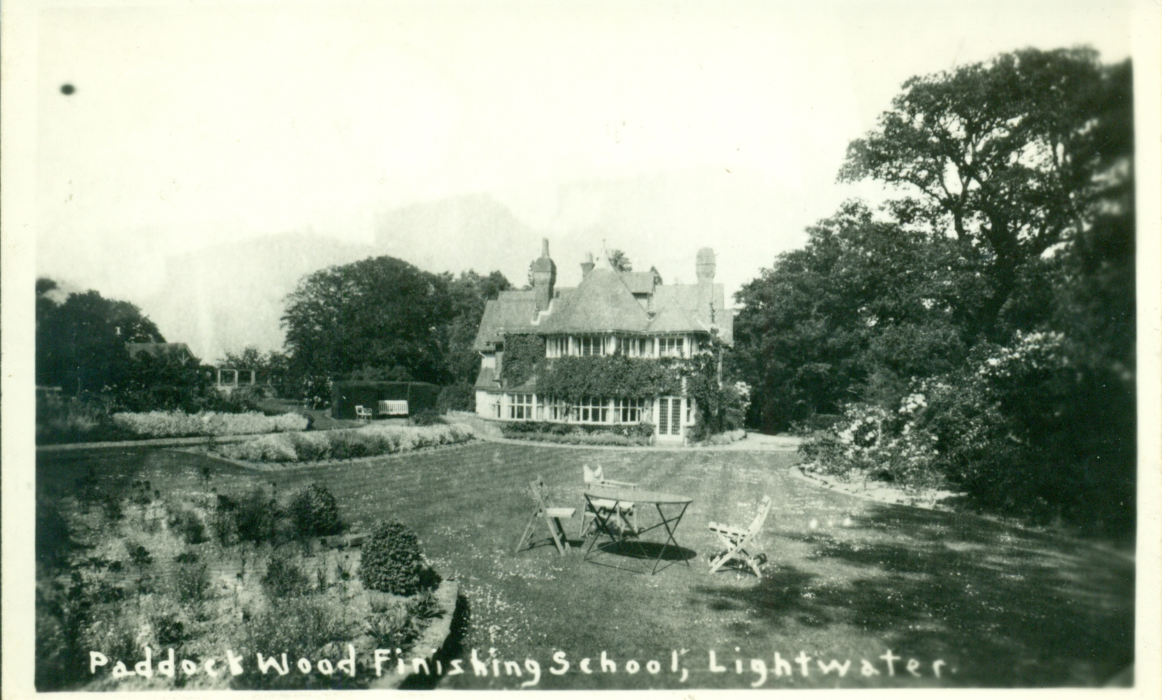 Paddock Wood Finishing School, Lightwater