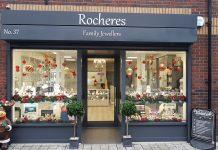 Rocheres Jewellers 2017