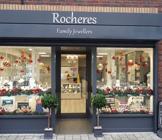 Rocheres Jewellers 2017