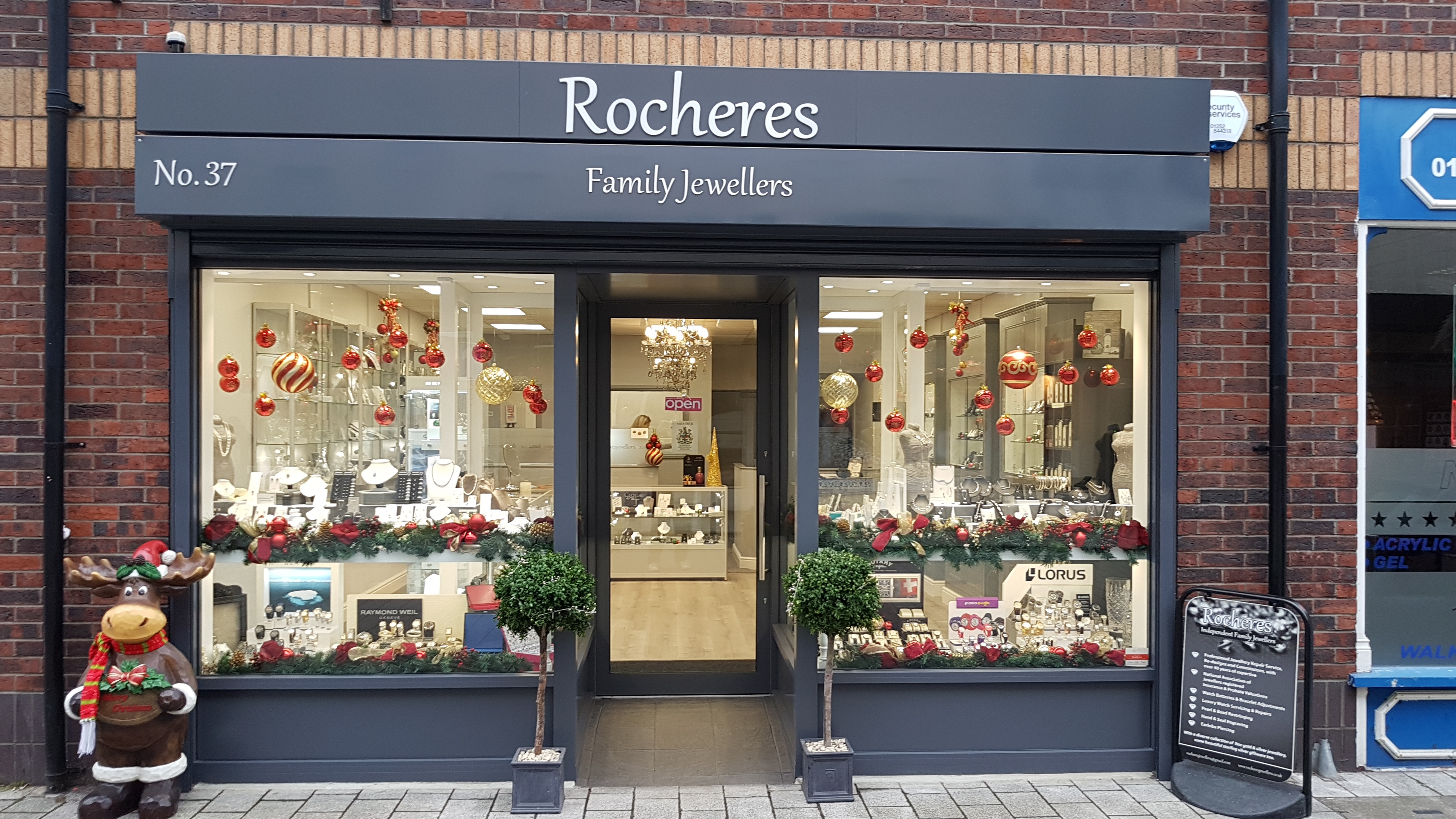 Rocheres Jewellers