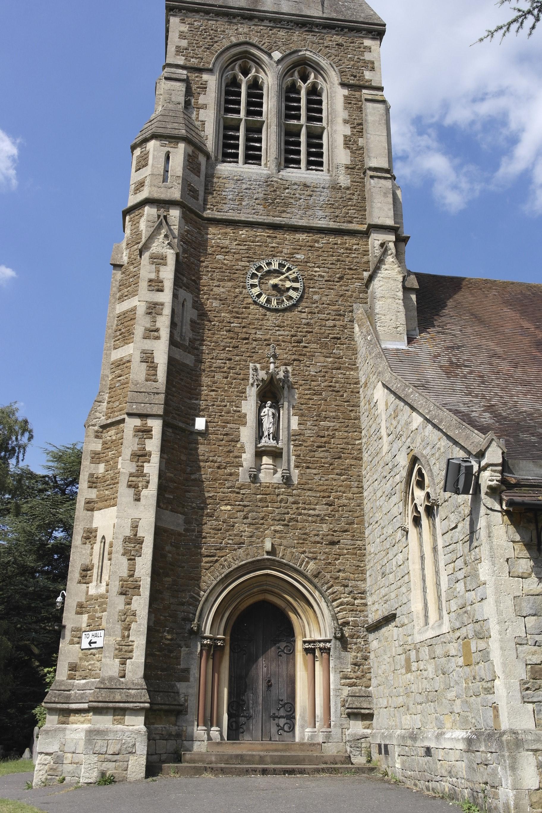 St Michael's Church 2014