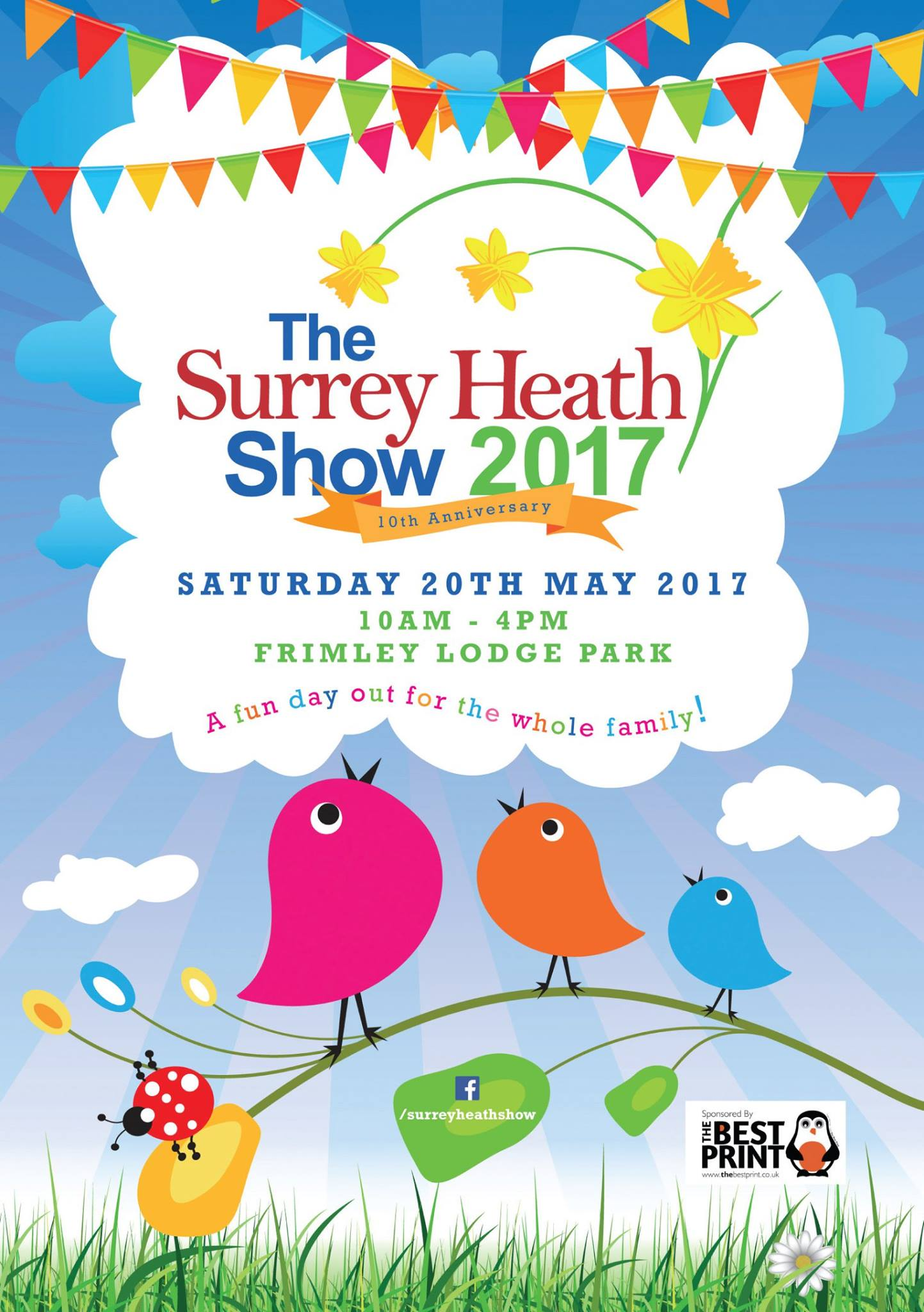 Surrey Heath Show 2017
