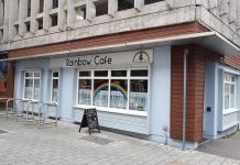 The Rainbow Cafe 2017