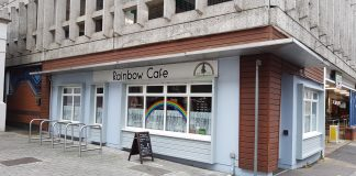 The Rainbow Cafe 2017