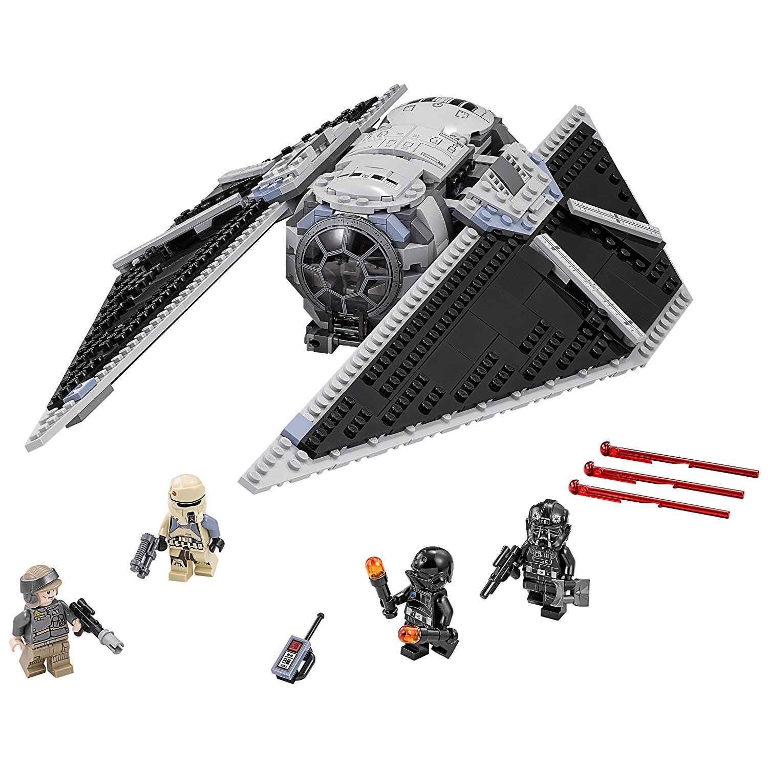 LEGO Star Wars 75154 TIE Striker Building Set