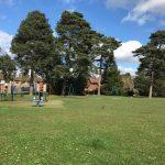 Cheylesmore Park Current Playground 2017