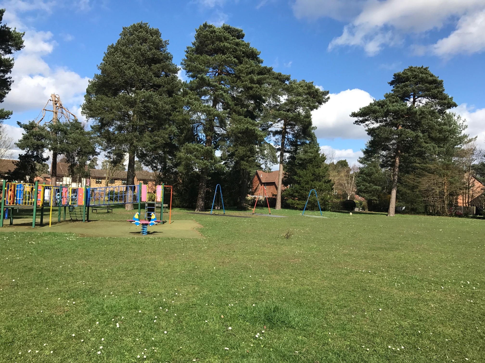 Cheylesmore Park Current Playground 2017