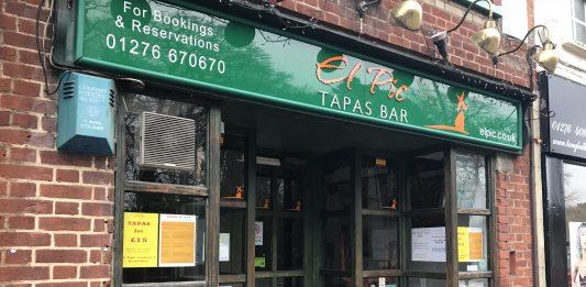 El Pic Tapas Bar 2017