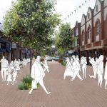 Camberley High Street improvement funding approved by Enterprise M3 LEP