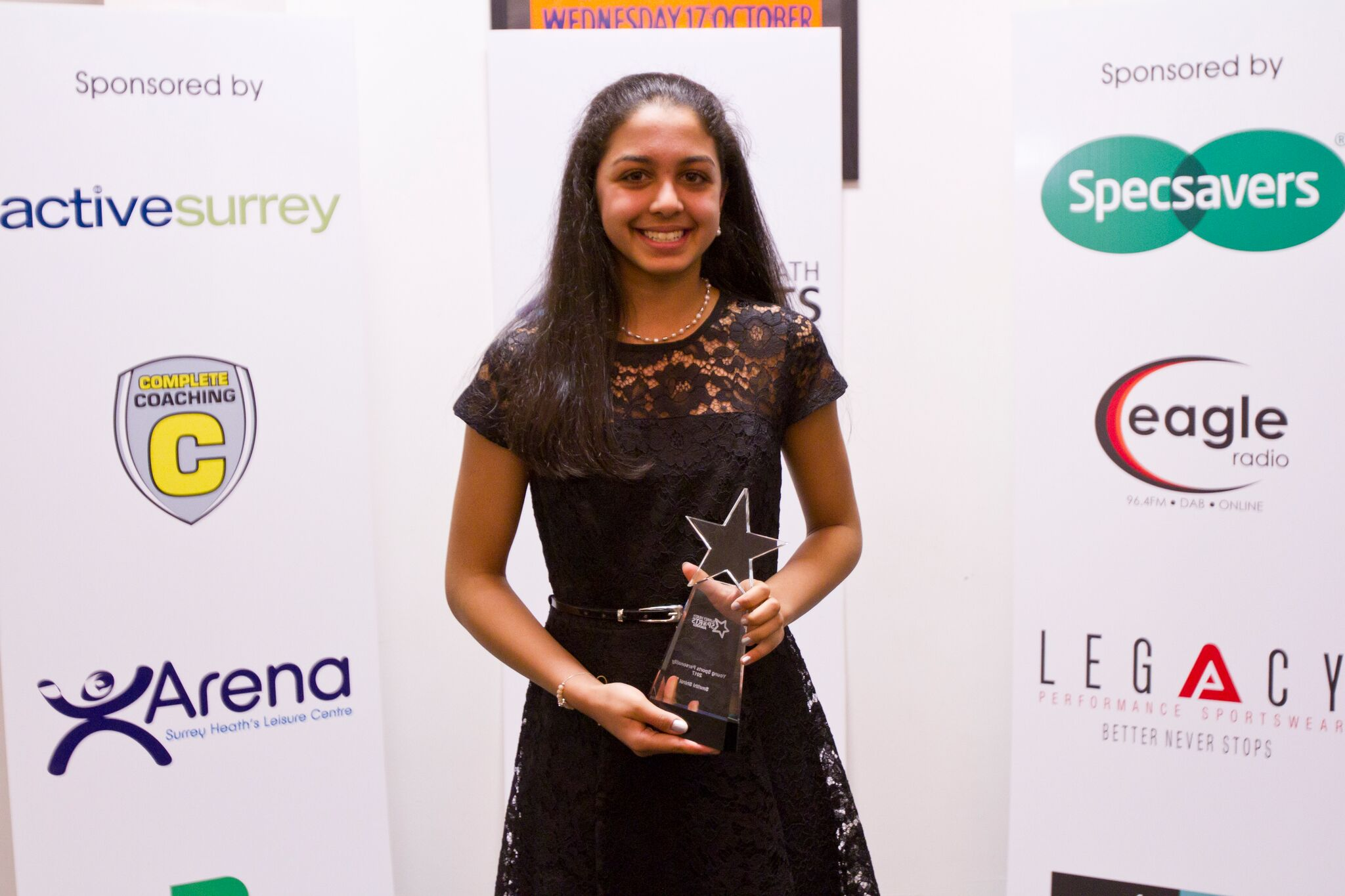 Specsavers Club of the Year - Bagshot Tennis Club 2017