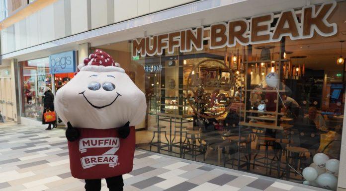 Muffin Break Man 2017