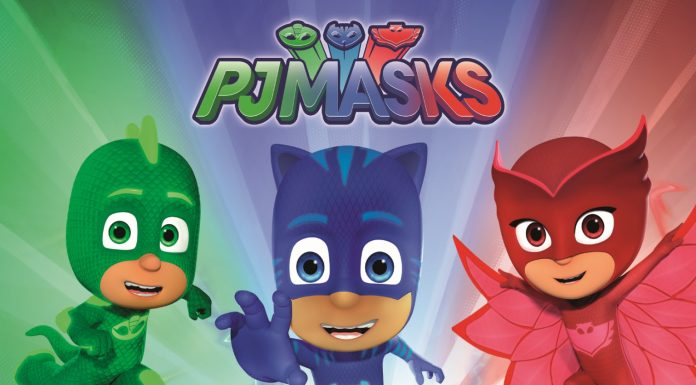 PJ Masks bring Christmas cheer to Camberley