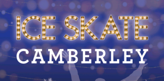 Ice Skate Camberley – Join the festive launch day on Saturday 9 December 2017