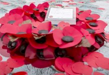 Camberley Royal British Legion Poppy Day Launch