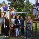 Cheylesmore Park play area opening