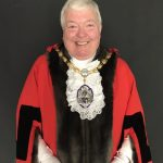 Cllr Robin Perry, Mayor of Surrey Heath