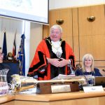 Mayor Making Ceremony – Cllr Robin Perry