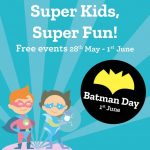 The Square Kids Camp May half-term event
