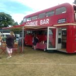 Cookie Bus Camberley Carnival