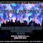 Dinner and Dance 2019