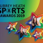 Surrey Heath Sports Awards 2019 graphic