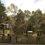 Lightwater Country Park new playground