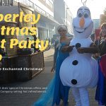 Camberley Christmas Street Party Video