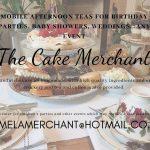 The Cake Merchant Advert 1