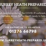 Surrey Heath Prepared