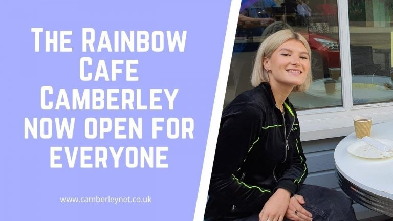 The Rainbow Cafe Now Open to Everyone