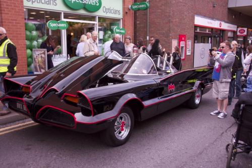 Camberley Car Show 2014