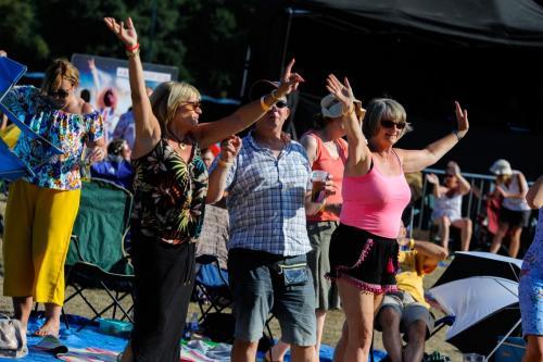 Frimley Lodge Live Sun 18   83