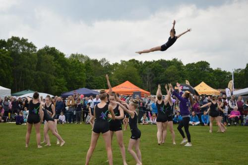 LG Acrobatic Gymnastics