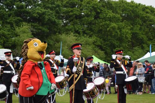 Sandhurst and District Corps of Drums. Photo Credit Jack Maskell