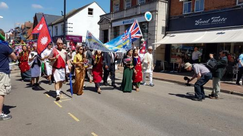 Camberley Carvinal 2017