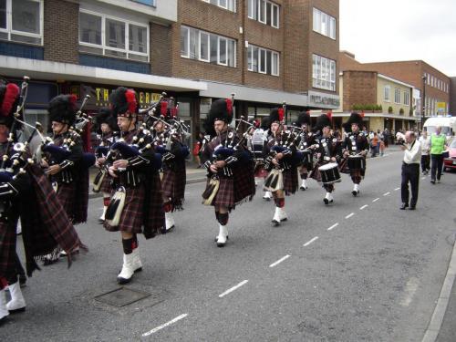 Camberley Carnival 2010