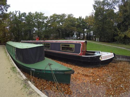 Basingstoke Canal 2015